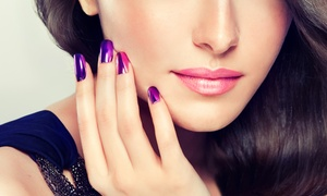 NuYou: Shellac Manicure, Pedicure or Both at NuYou (Up to 52% Off)