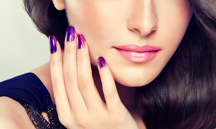 3 manicure con smalto semipermanente