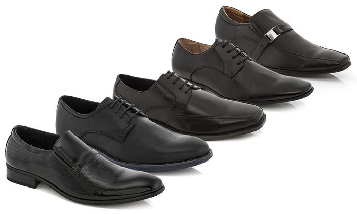 Franco Vanucci Men's Formal Dress Shoes