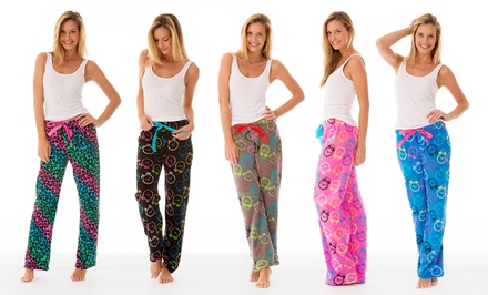 PJNY Women's Pajama Pants. Multiple Designs Available.