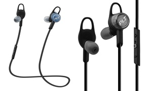 Plantronics BackBeat Go 3 Bluetooth Earbuds (Refurbished)