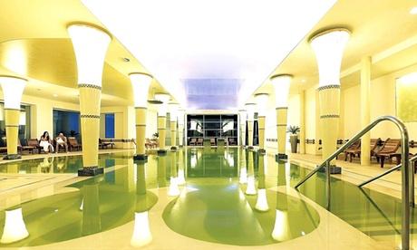 Termas de Bertinoro: estancia para 2 con desayuno, spa de lujo y opción cena en Grand Hotel Terme della Fratta 4*
