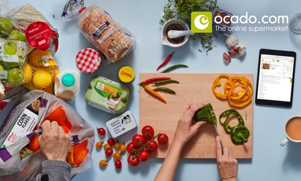 Up to £80 to Spend on Groceries Plus Free Delivery Smart Pass from Ocado (Up to 69% Off)
