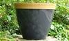 Grey Provence Planter