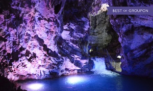 Grotte di Pertosa Auletta: Ingressi per 2 alle Grotte di Pertosa-Auletta e percorso a scelta anche a San Valentino (sconto fino a 75%)