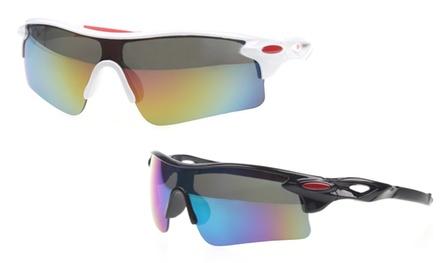 1 o 2 pares de gafas deportivas aerodinámicas
