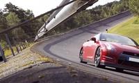 Anneau de vitesse : Pilotage sur NISSAN GTR (550 ch) ou Baptême pour 3 personnes dès 179 € chez American Drift Concept