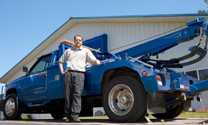 C & T Roadside Assistance - Hampton Roads: $52 for $115 Worth of Roadside Assistance — C & T Roadside Assistance