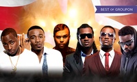 One Africa Music Fest, 13 May, The SSE Wembley Arena (Up to 36% Off)
