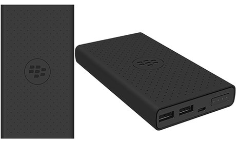 Blackberry 12,600mAh Mobile Power Charger