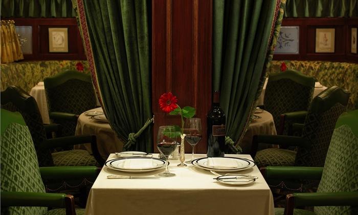 Groupon & Pacific Dining Car - Pacific Dining Car | Groupon