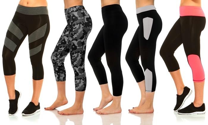 Women's Activewear Leggings Mystery Deal