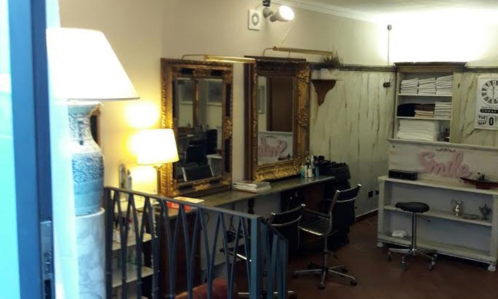 SMILE - SMILE: Shampoo, taglio, piega e altri trattamenti specifici presso il salone Smile, in centro a Varese (sconto fino a 73%)