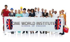 One World Institute - eLearning: 6 mesi d'inglese online, fino a 10 livelli di avanzamento e garanzia ETS Global da One World Institute