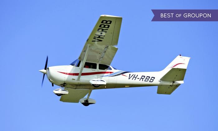 Wicklow Wings / Newcastle Airfield - Newcastle: Flight Experience Over Wicklow with Wicklow Wings / Newcastle Airfield