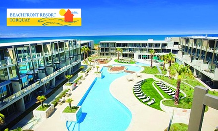 Great Ocean Road: Two- or Three-Night Room or Apartment Stay for Two or Four People at Beachfront Resort Torquay