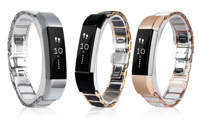 Fitbit Alta Metal Link Replacement Bracelet Band