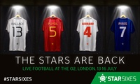 Star Sixes on 13 - 16 July at The O2 London (Up to 49% Off)*