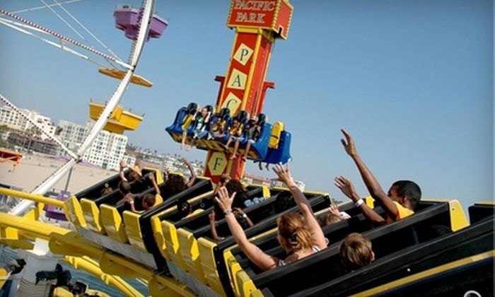 Pacific Park - Santa Monica Pier: $285 for an Amusement-Park Birthday-Party Package for Up to 10 Kids and 10 Adults at Pacific Park ($570 Value)