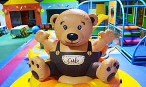 PlayHut Westgate: $5 for One Play Pass or $89 for a Kids' Themed Birthday Party at PlayHut Westgate (Up to $169 Value)