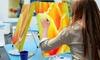 Plaque Art Creations, Inc. - Kearny: BYOB Paint Night for One, Two, or Four at Plaque Art Creations, Inc. (Up to 53% Off)