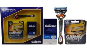 Set de rasage Gillette Fusion5 ProShield