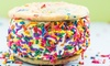 40% Off Ice Cream Sandwiches at The Baked Bear Carmel Valley