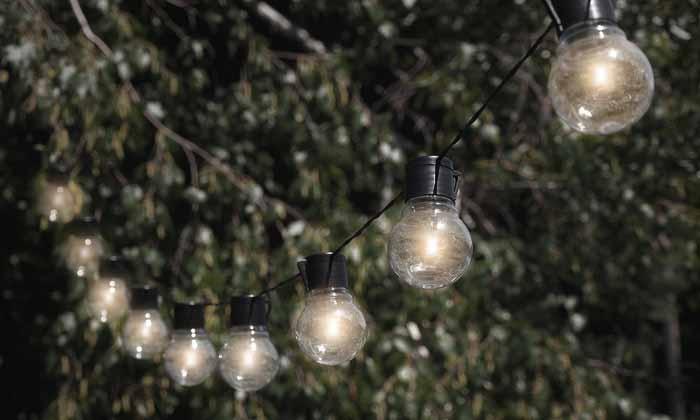 1 of 2 Solar String Buitenlampen | Groupon Goods