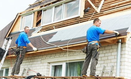 $500 for $999 Worth of Services — American contracting