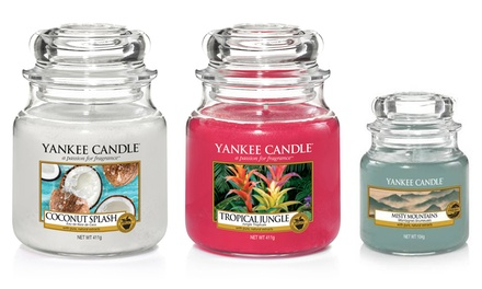 Set Yankee Candle Just Go Bundle