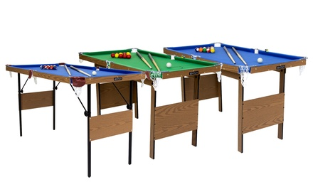 Charles Bentley Pool Games Table With Free Delivery