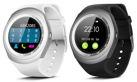 1 o 2 smartwatches con tarjeta SIM y cuerpo de acero