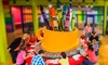 $15.99 for a Single Admission ticket to the Crayola Experience Plano at The Shops at Willow Bend