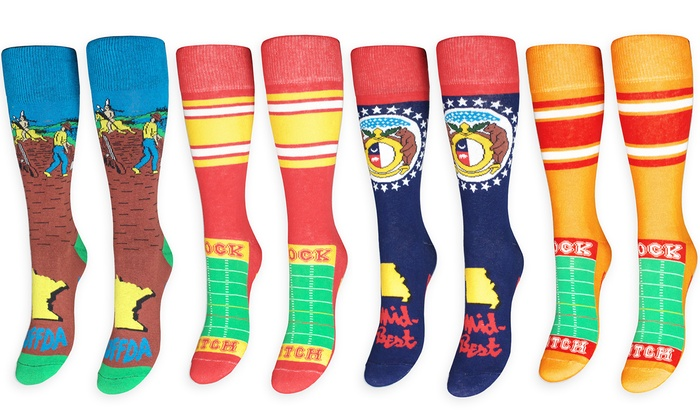 Midwest Socks (2-Pair Pack)
