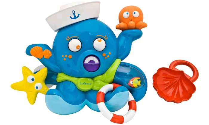 Water Octopus Toy: Water Octopus Toy