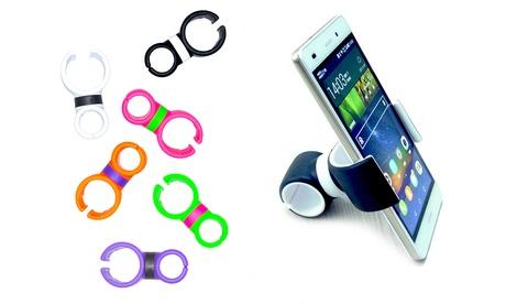 Porta smartphone universale in ABS e silicone disponibile in vari colori