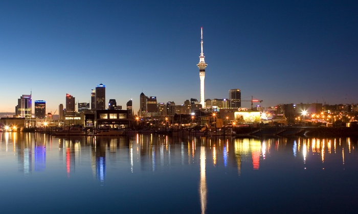 10-Day New Zealand Vacation w/ Air & Car from Pacific Holidays