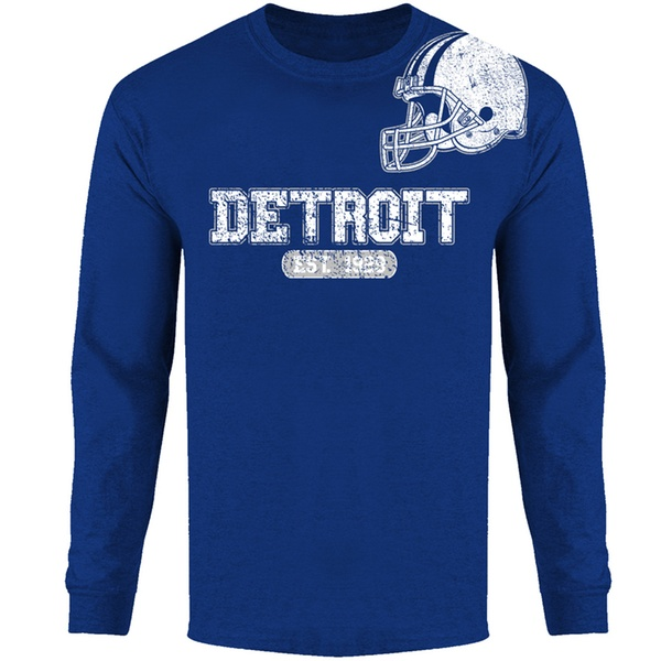 Mens Detroit Bend T-shirt Navy