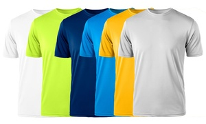 Zorrel Men's Syntrel Active Tees (2-Pack)