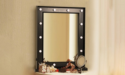 $29.95 for a Paris Glam Hollywood Make Up Mirror