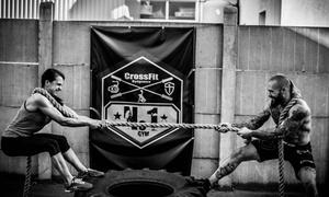 No.1 Gym: CrossFit: miesięczny (99,99 zł) lub 3-miesięczny (259,99 zł) karnet full open w No.1 Gym w Bydgoszczy (do -59%)