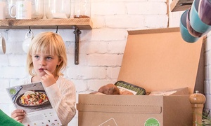 HelloFresh: HelloFresh Family Box: One-Week Subscription (65% Off)