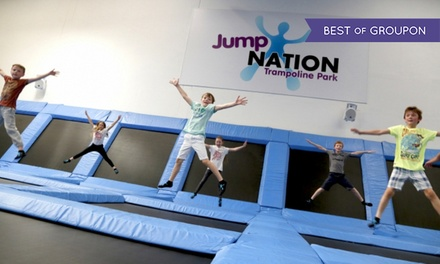 Jump Nation - Manchester Trafford