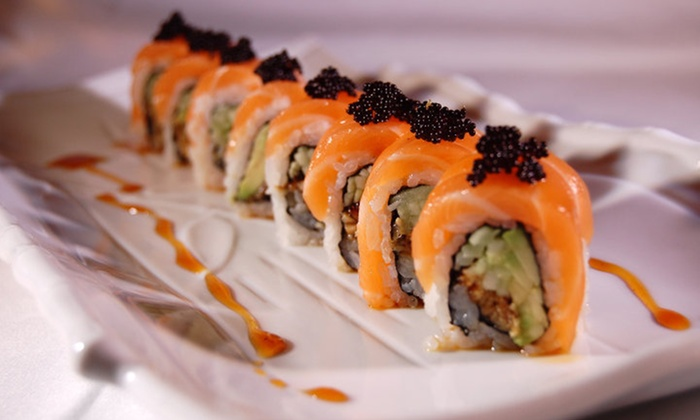 Domo - Downtown Norfolk: $15 for $30 Worth of Sushi and Japanese  Dinner Cuisine at Domo
