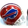 NFL Signed Mini Helmets