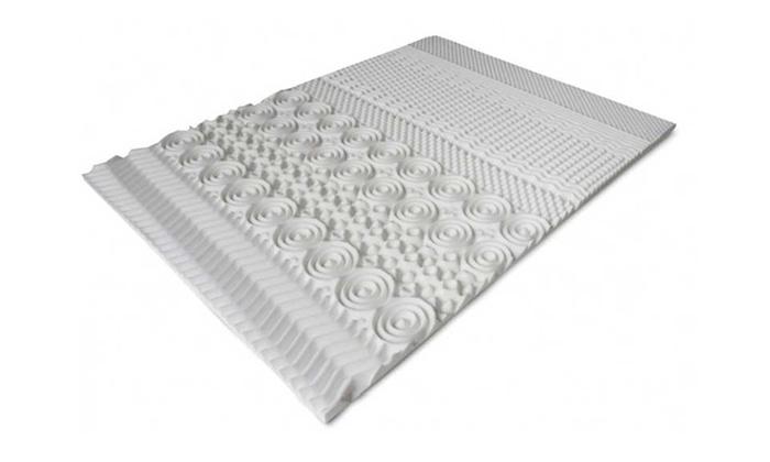 memory foam matratze groupon. Black Bedroom Furniture Sets. Home Design Ideas