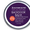 Southern Butter BackDoor Balm Natural Relief (0.7 Oz.)