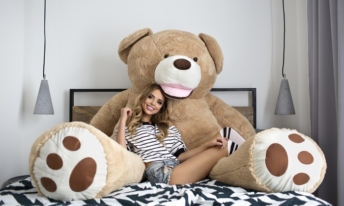 f02e3ff4dd3 Big Plush Teddy Bear