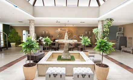 Los Ángeles de San Rafael: estancia en habitación doble para 2 personas en Hotel Segovia Sierra de Guadarrama 4*