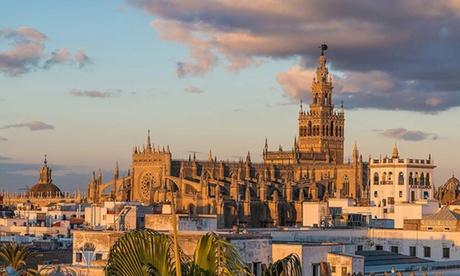 Visita guiada por Sevilla de Murillo o el Barrio de Santa Cruz para 2 adultos o niños desde 9,99 € con Mosaiqueando